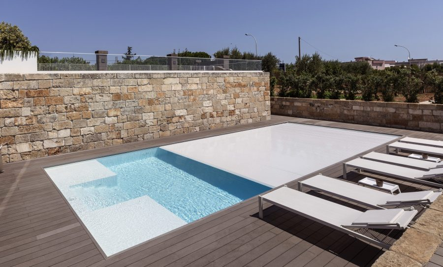 I 6 vantaggi di una copertura per piscina!