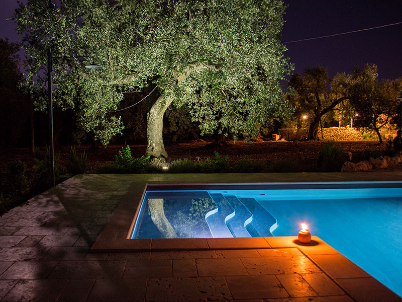 L'importanza dell'illuminazione in piscina