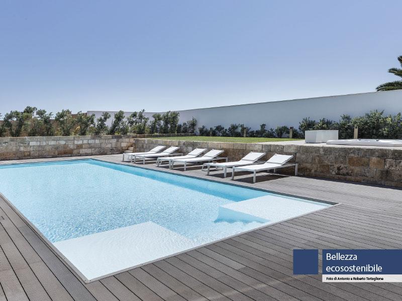 """La """"piscina mozzafiato"""" di MD group ancora una volta tra le eccellenze italiane. A parlarne la rivista Italian Pool Design"""