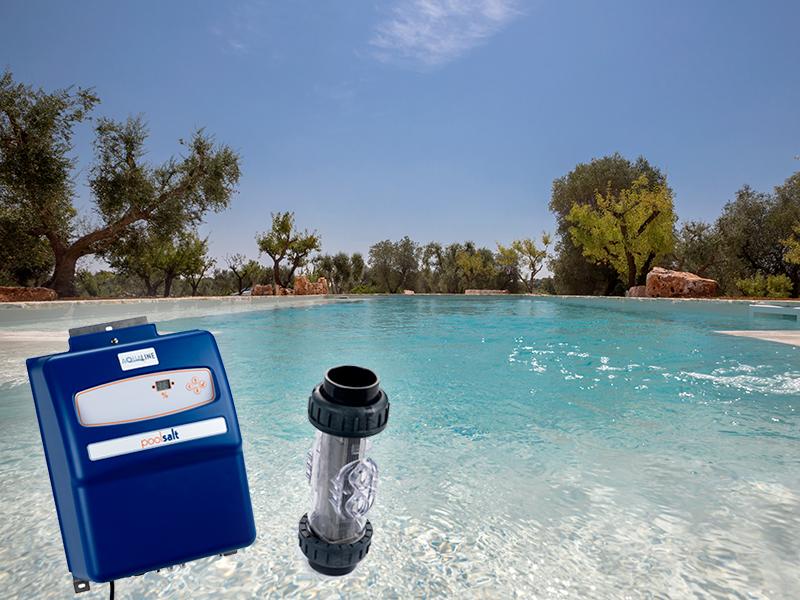 I vantaggi di una piscina ad acqua salata