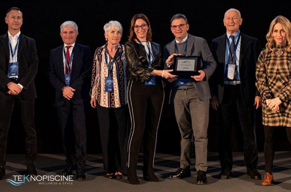 Innovation award for Teknopiscine