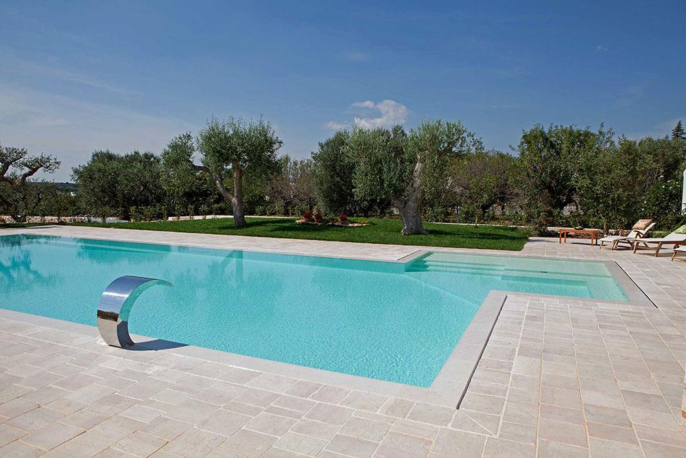 Teknopiscine è il primo della classe nella costruzione di piscine